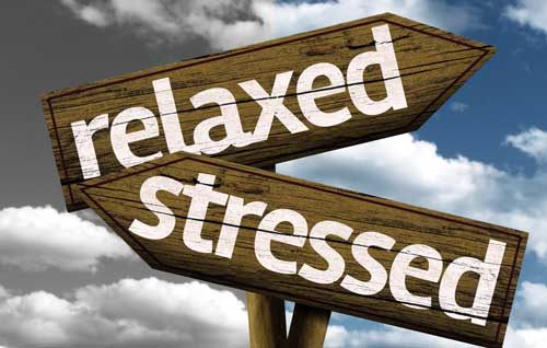 Stress - Relax with Clinical Hypnotherapy at Southend on sea Essex