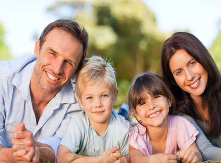 Hypnotherapy for families and all age groups