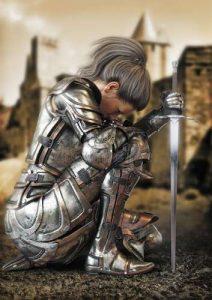 Worrier or Warrior?
