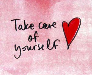 National Self Care Week 16 – 22 November 2020